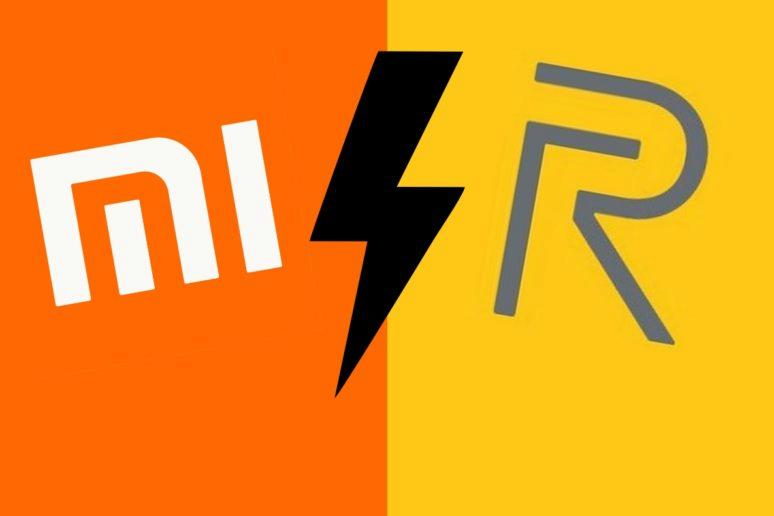 Xiaomi Realme hádka