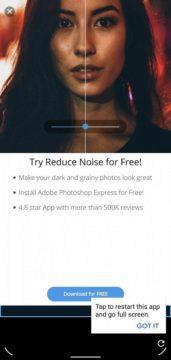 Android 11 Developer Preview 2 aplikace na celou obrazovku