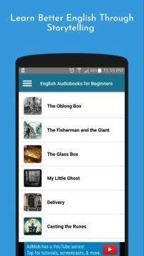 Anglické příběhy - Učte se anglicky online