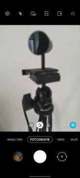 aplikace fotoaparatu samsung galaxy s20 ultra
