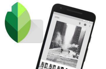 aplikace snapseed aktualizace