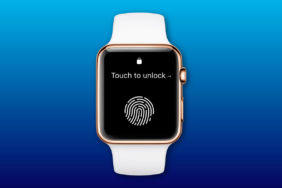apple watch touch id