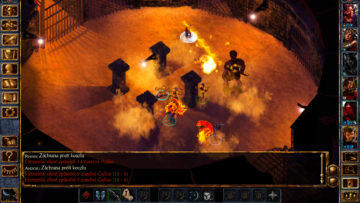 Baldur's Gate Enhanced Edition sleva telefon