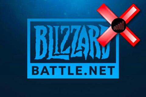 battle.net výpadek