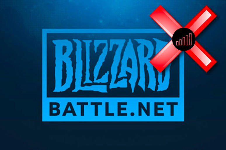 battle.net výpadek