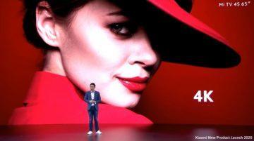 chytrá televize Mi TV 4S 65 4K