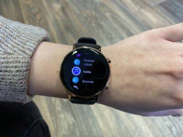 chytré hodinky sportovní
