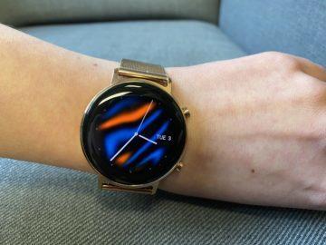 ciferník huawei watch