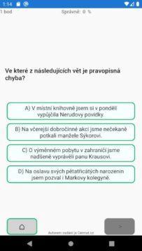 ČJ - Didaktické testy