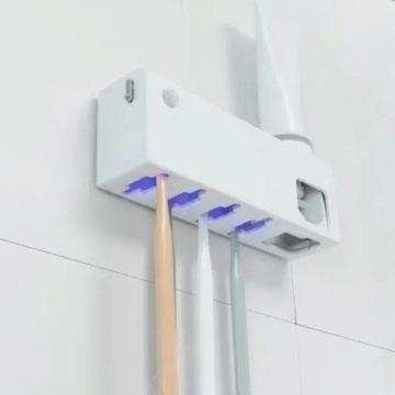 dezinfekce UVC lampa