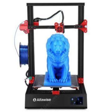 Domácí 3D tiskárna Alfawise