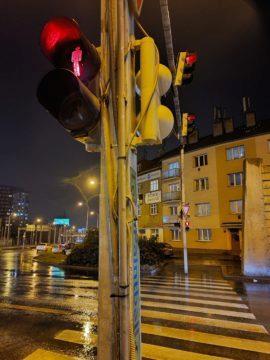 Fotografie Samsung Galaxy S20 Ultra 5G semafor