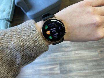 funkce huawei hodinky