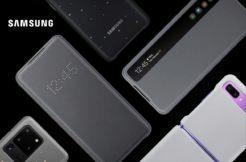 Galaxy S20 Z Flip příslušenství