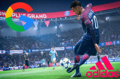google ea sports adidas gadget