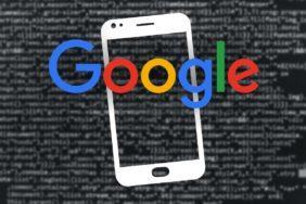Google mobilní indexace