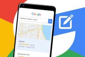 Google Moje firma aktualizace