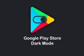 google play dark mode