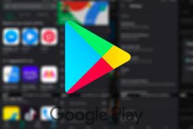 google play tmavý režim