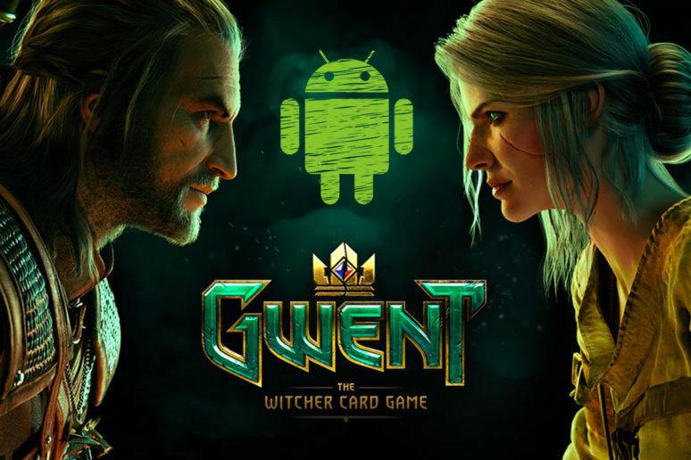 gwent android ke stažení