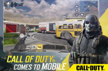 hra call of duty mobile aktualizace