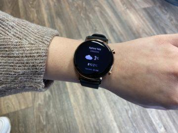 huawei chytré hodinky