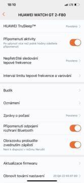 huawei health aplikace