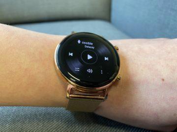 huawei hodinky notifikace
