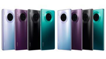 Huawei Mate 30 a 30 Pro přišel bez aplikací Google