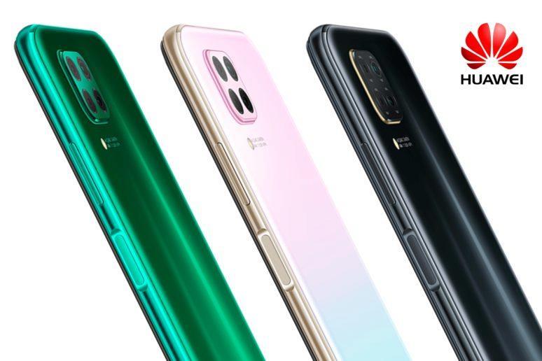 Huawei P40 Lite specifikace cena