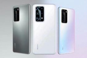 Huawei P40 představení