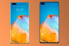 Huawei P40 Pro fotografie