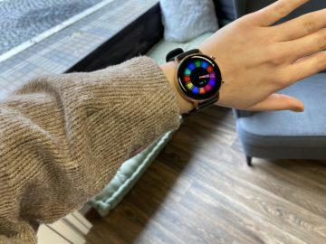 Huawei Watch GT2 displej
