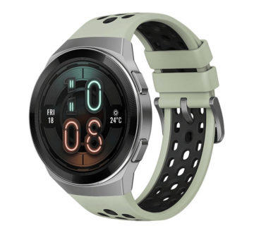 Huawei Watch GT2e design