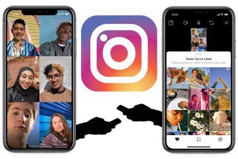 Instagram společné sledování náhled