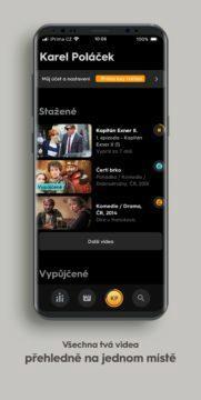 iPrima - televize v mobilu