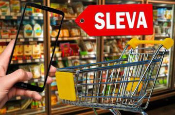 jak nakoupit levně potraviny