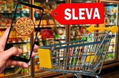 jak nakupovat levně potraviny