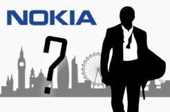 James Bond Nokia