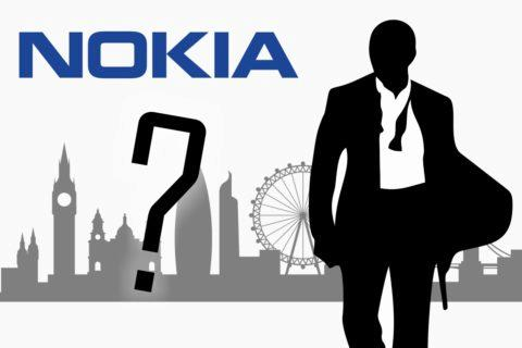 James Bond Nokia