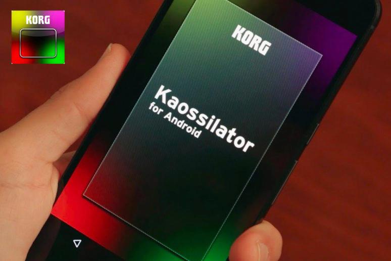 korg kaossilator android