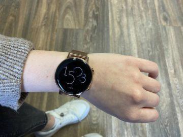 kvalita displeje huawei watch gt2