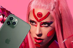Lady Gaga videoklip iPhone 11 Pro
