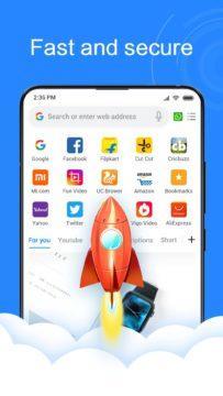 Mi Browser - webový prohlížeč od Xiaomi