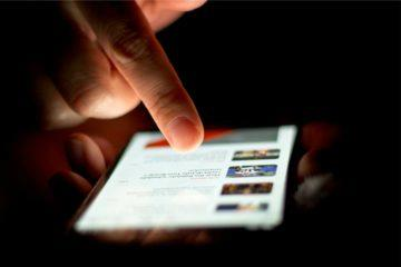 mobilní aplikace na doma informovanost
