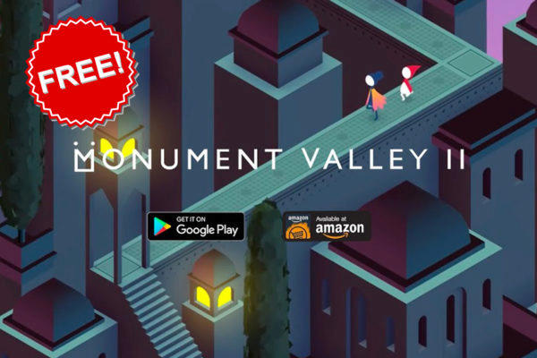 monument valley 2 zdarma