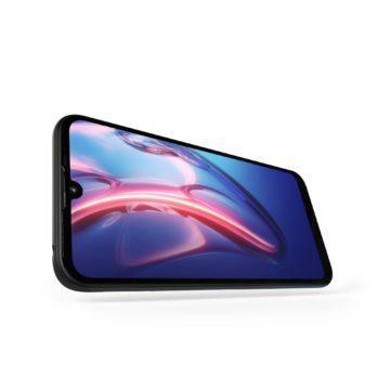 Motorola Moto e6s Peacock Blue 3