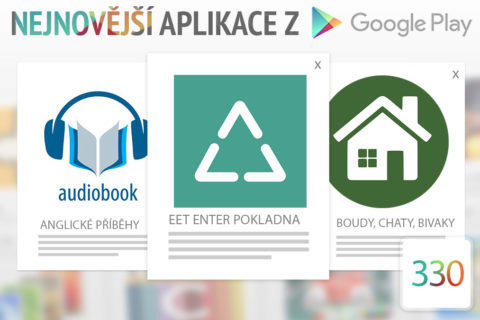 Nejnovější aplikace z Google Play #330: EET pokladna pro Android