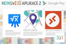 Nejnovější aplikace z Google Play #331: katastrální mapy v kapse