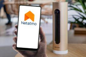 Netatmo Welcome recenze
